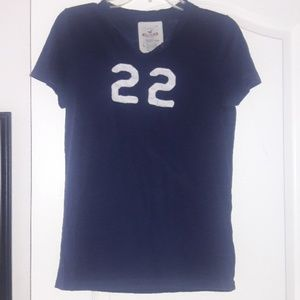 Womens Hollister Tee's